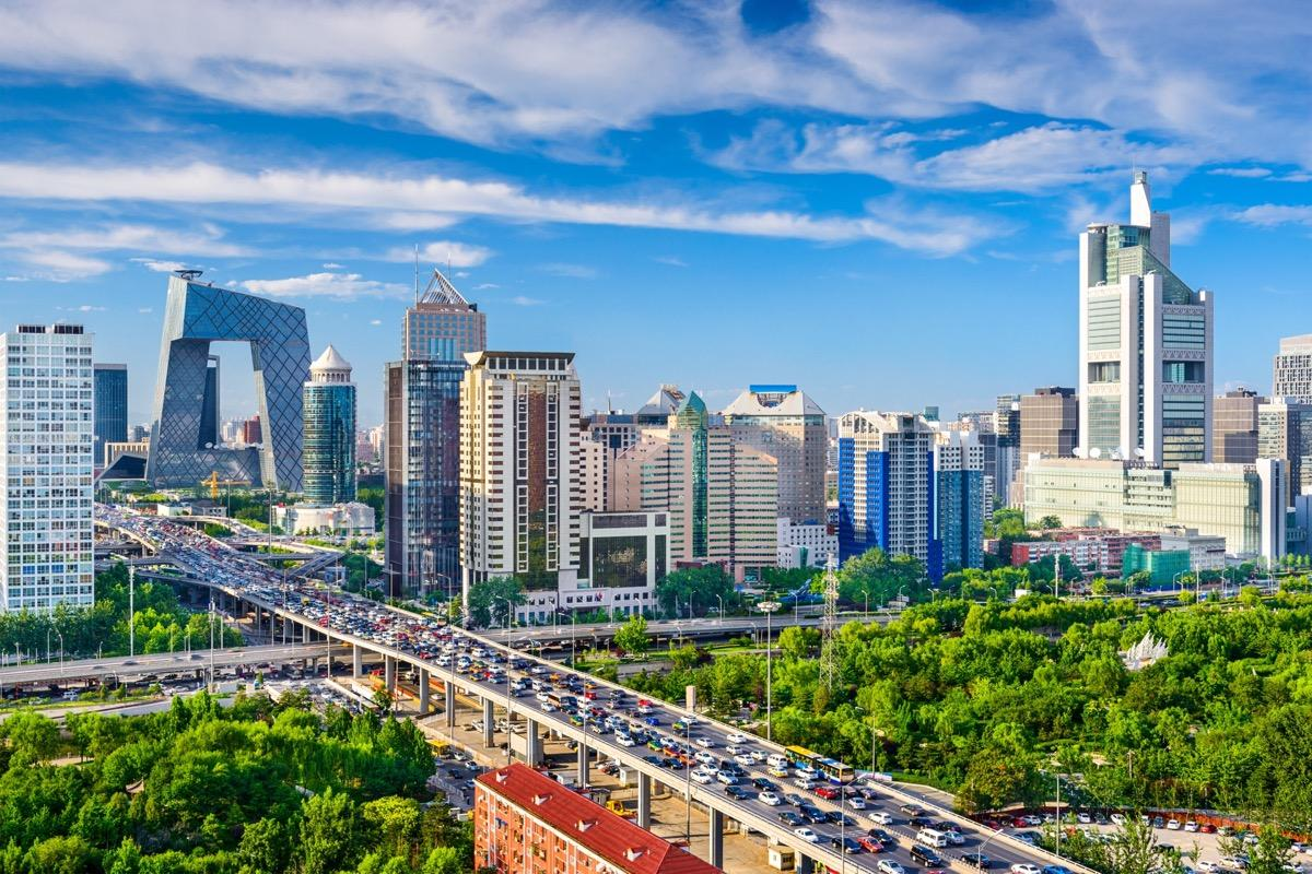 Beijing - ავიაბილეთები პეკინი