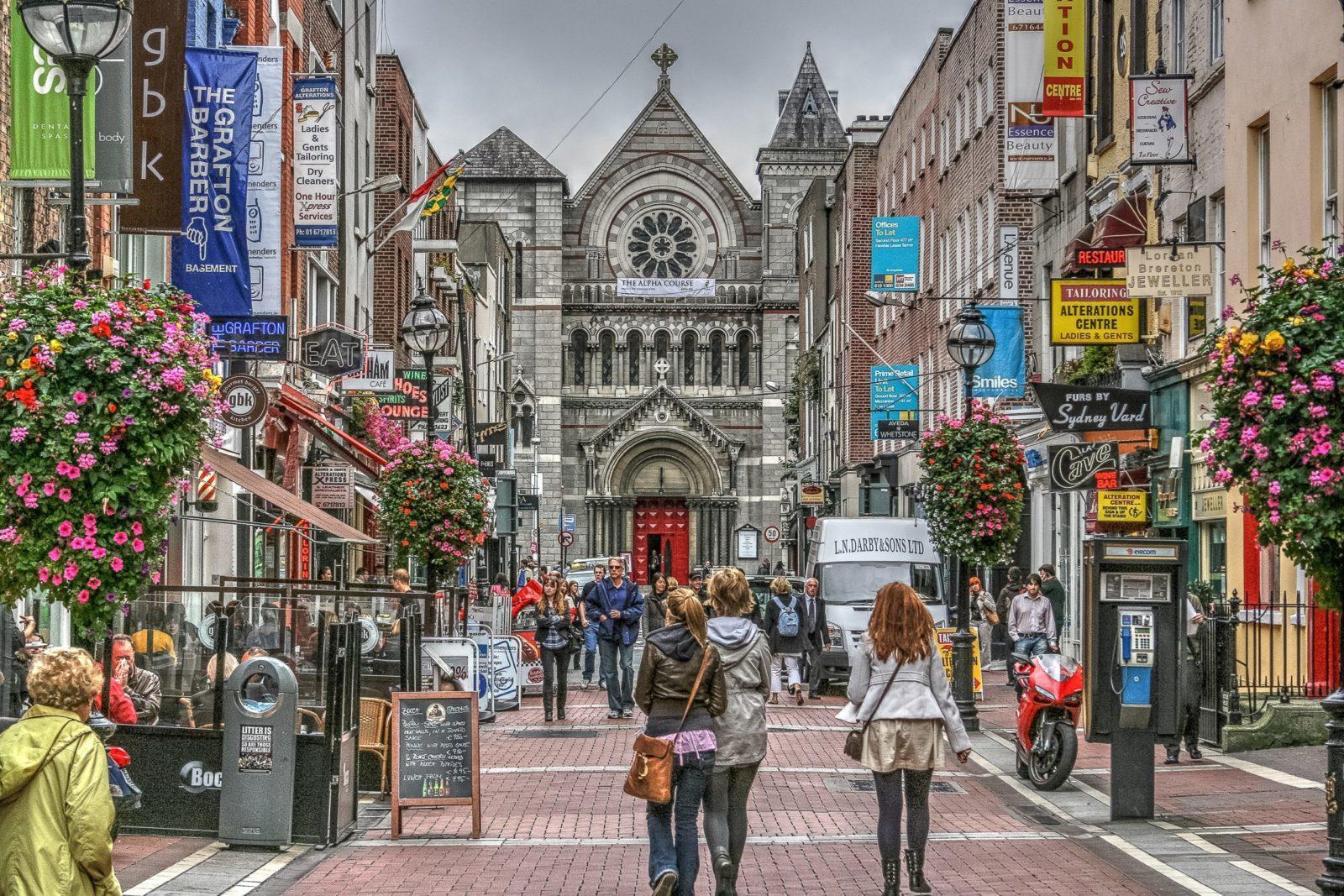 Dublin scaled - ავიაბილეთები დუბლინი