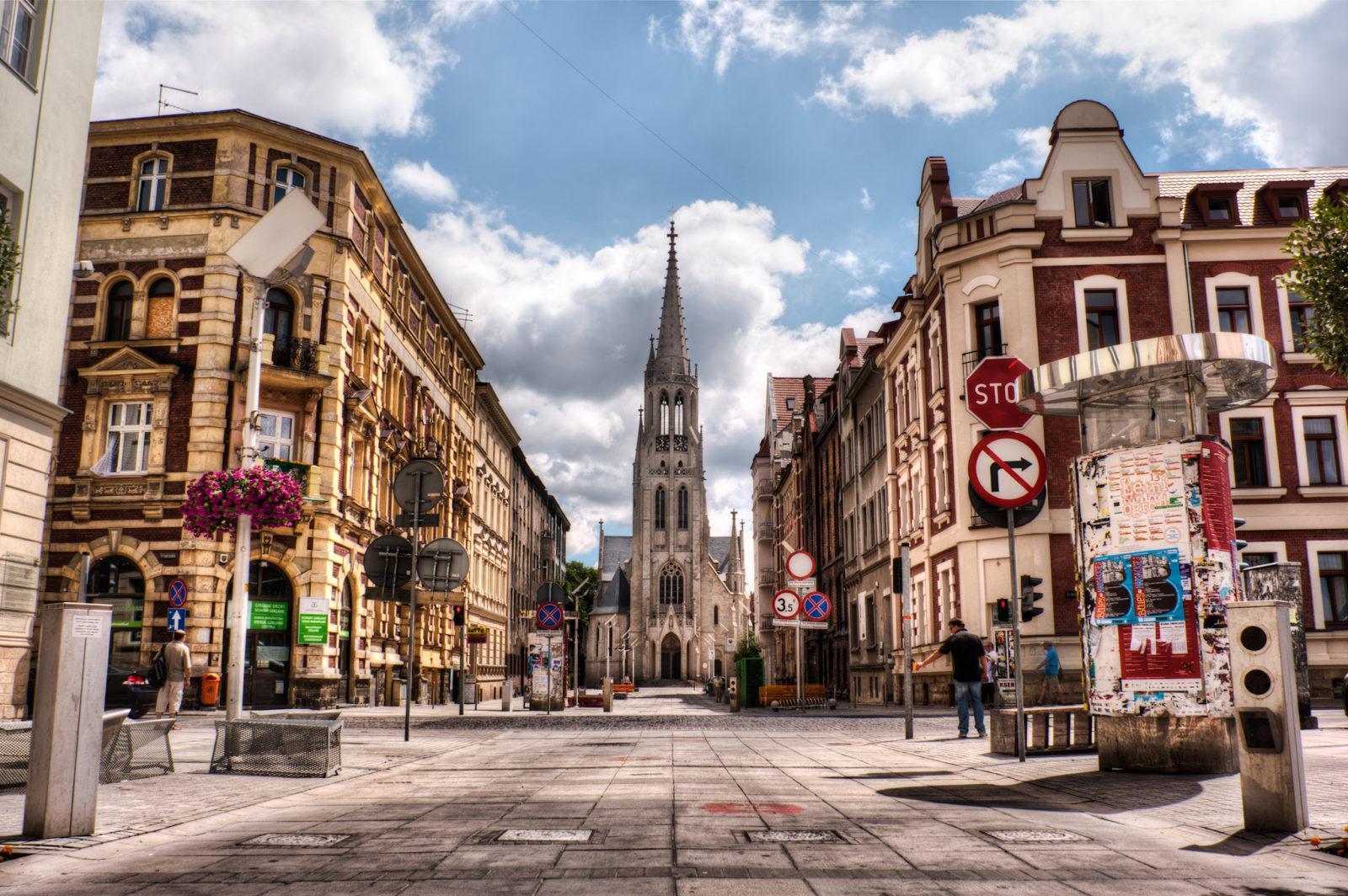 Katowice poland - ავიაბილეთები კატოვიცე