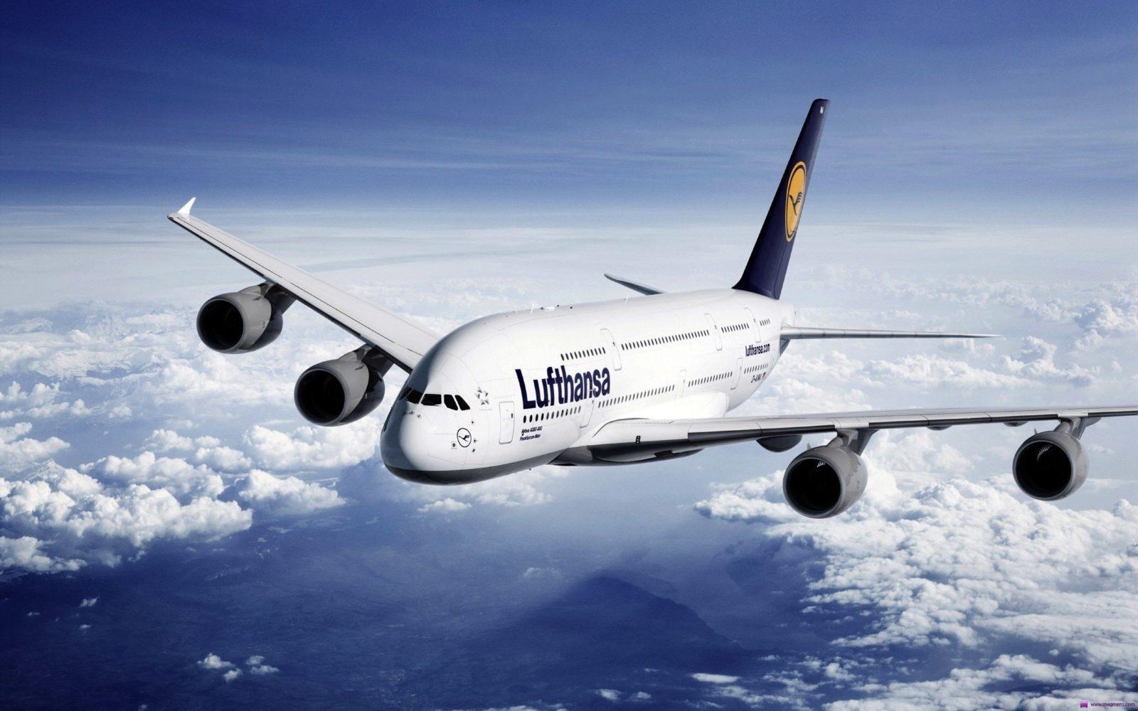 Lufthansa - ავიაკომპანია ლუფთანსა - Lufthansa