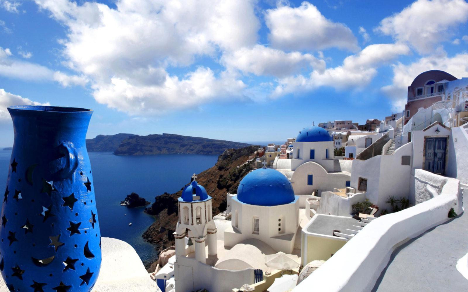 Oia Greece Santorini - ავიაბილეთები სანტორინი