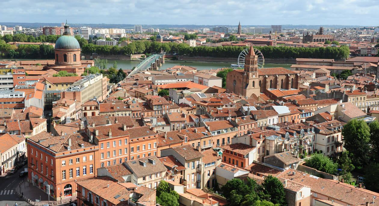 Tourist Attractions in Toulouse - ავიაბილეთები ტულუზა