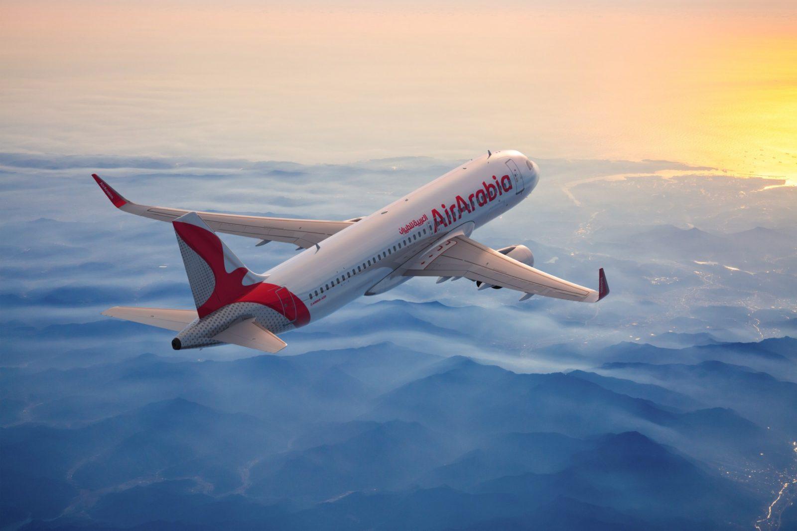 air arabia - ავიაკომპანია ეარ არაბია - Air Arabia