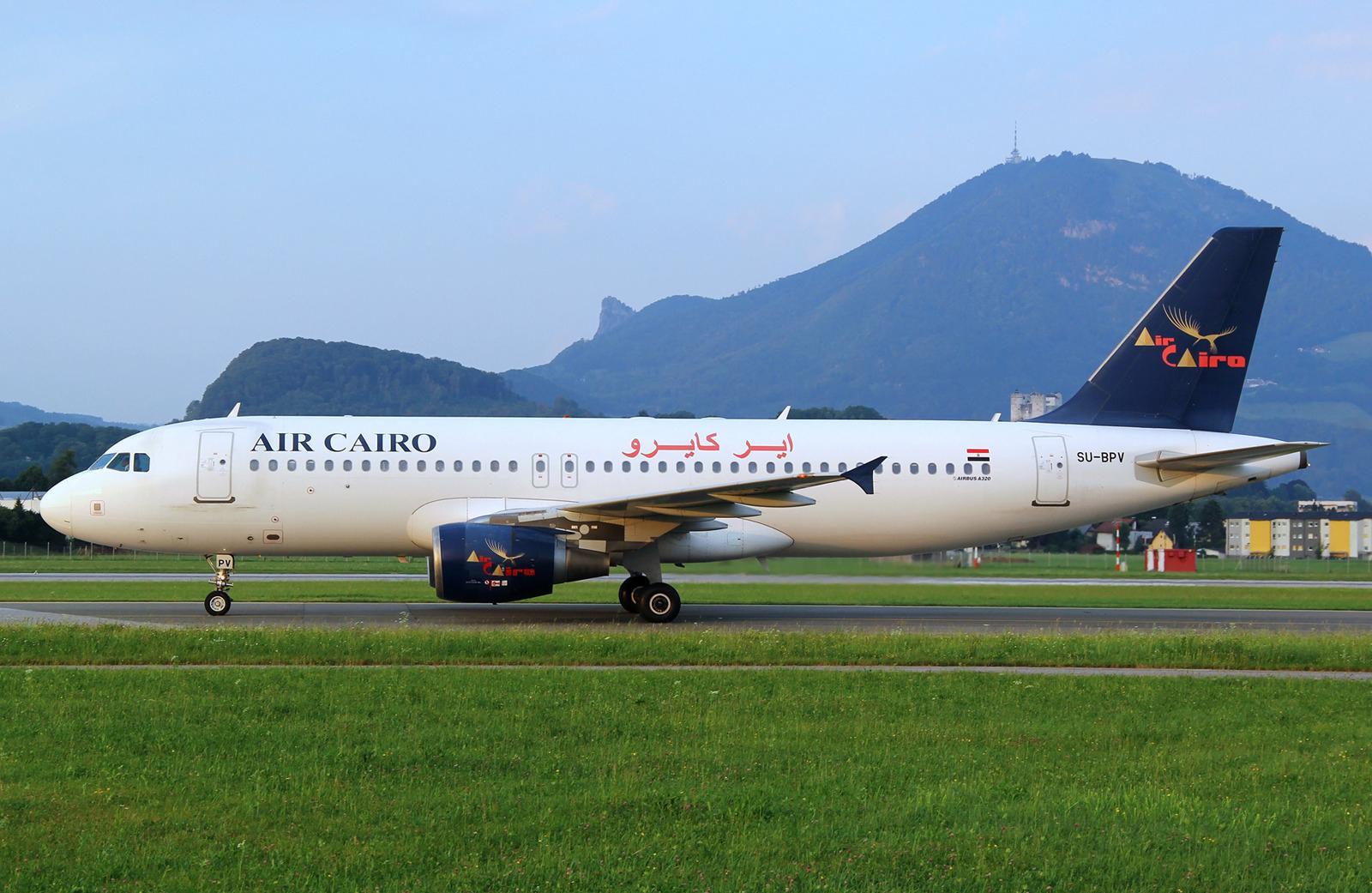 air cairo - ავიაკომპანია ეარკაირო - Air Cairo