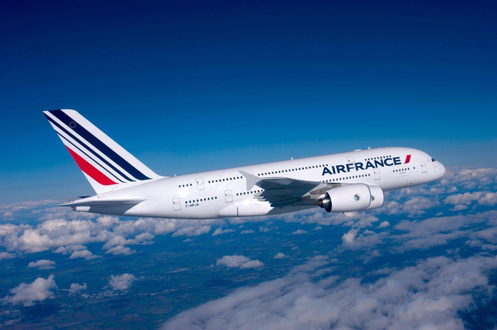 airfrance - ავიაკომპანია ეარ ფრანს - Air France