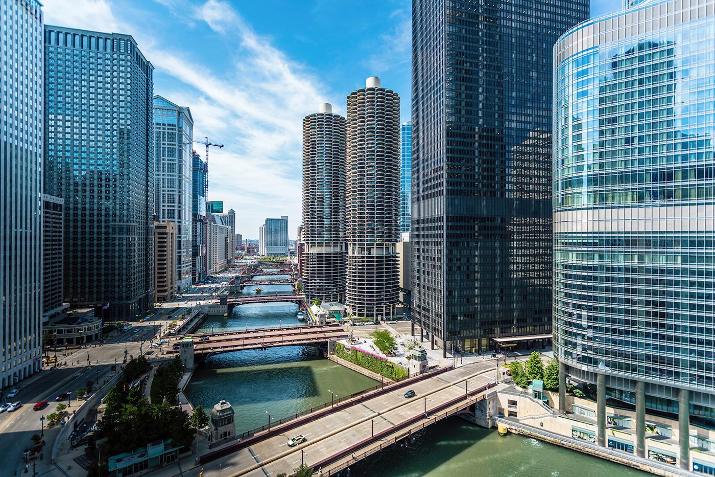 chicago usa - ავიაბილეთები ჩიკაგო