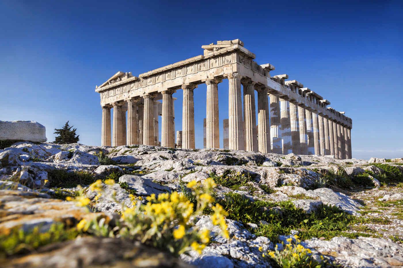 greece athens - ავიაბილეთები ათენი