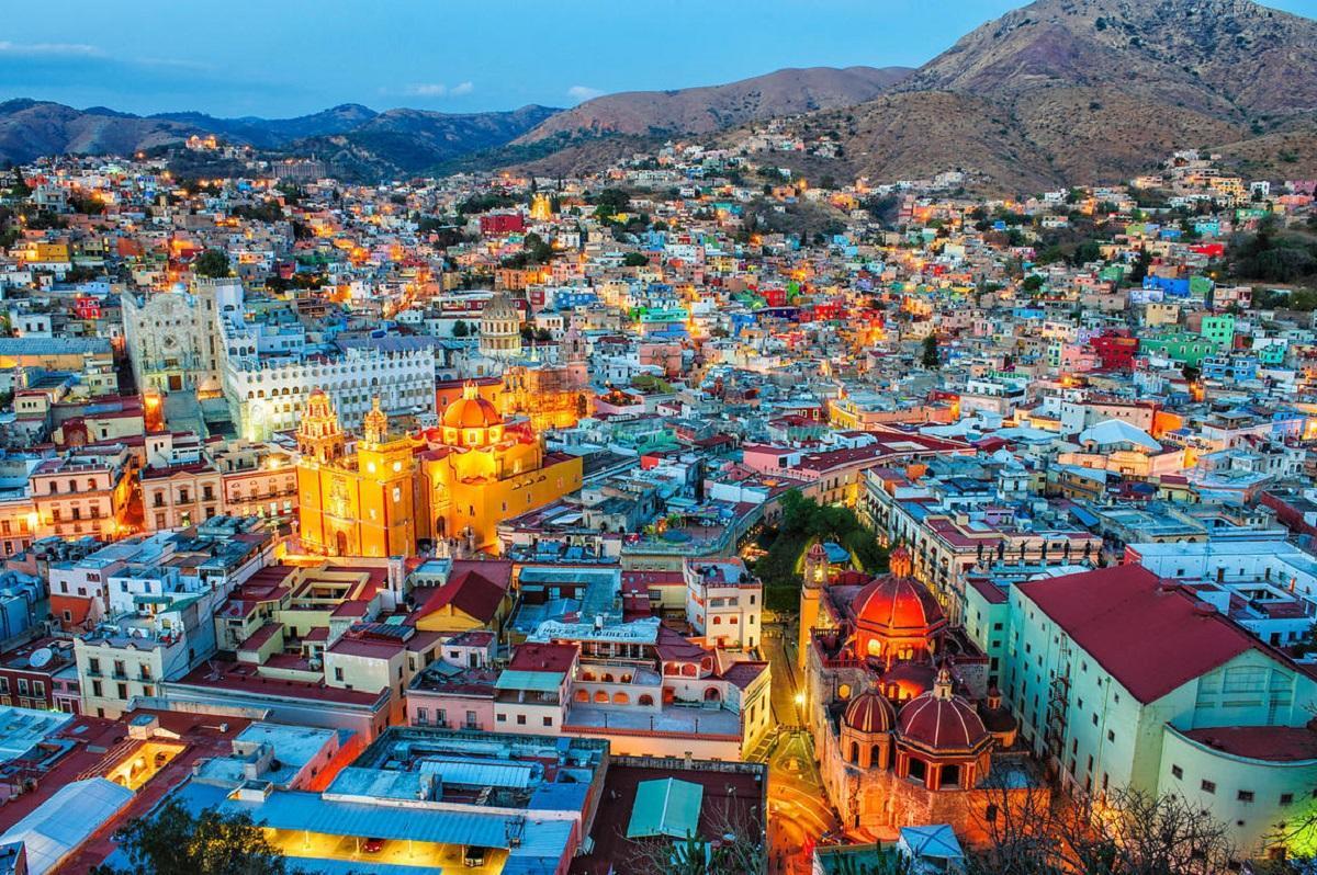 mexico - ავიაბილეთები მეხიკო