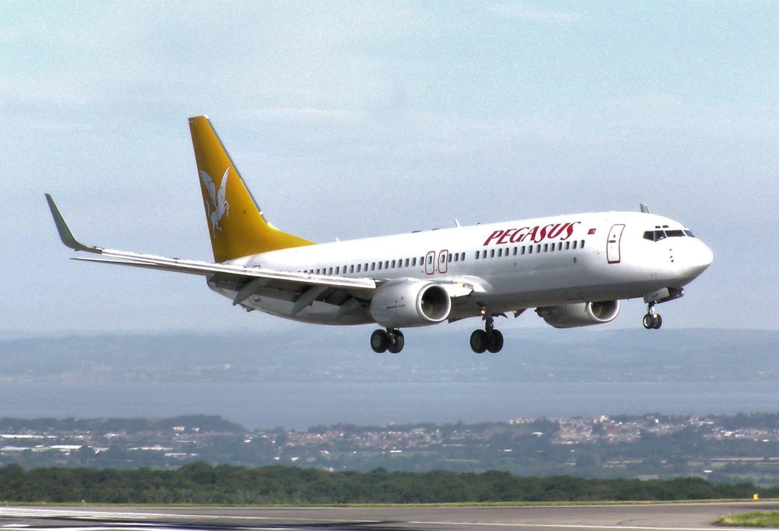 pegasus - ავიაკომპანია პეგასუსის ავიახაზები - Pegasus Airlines
