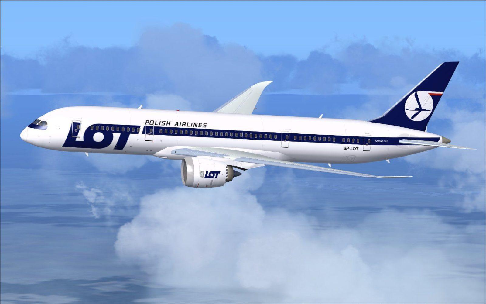 polish - ავიაკომპანია პოლონეთის ავიახაზები - LOT – Polish Airlines
