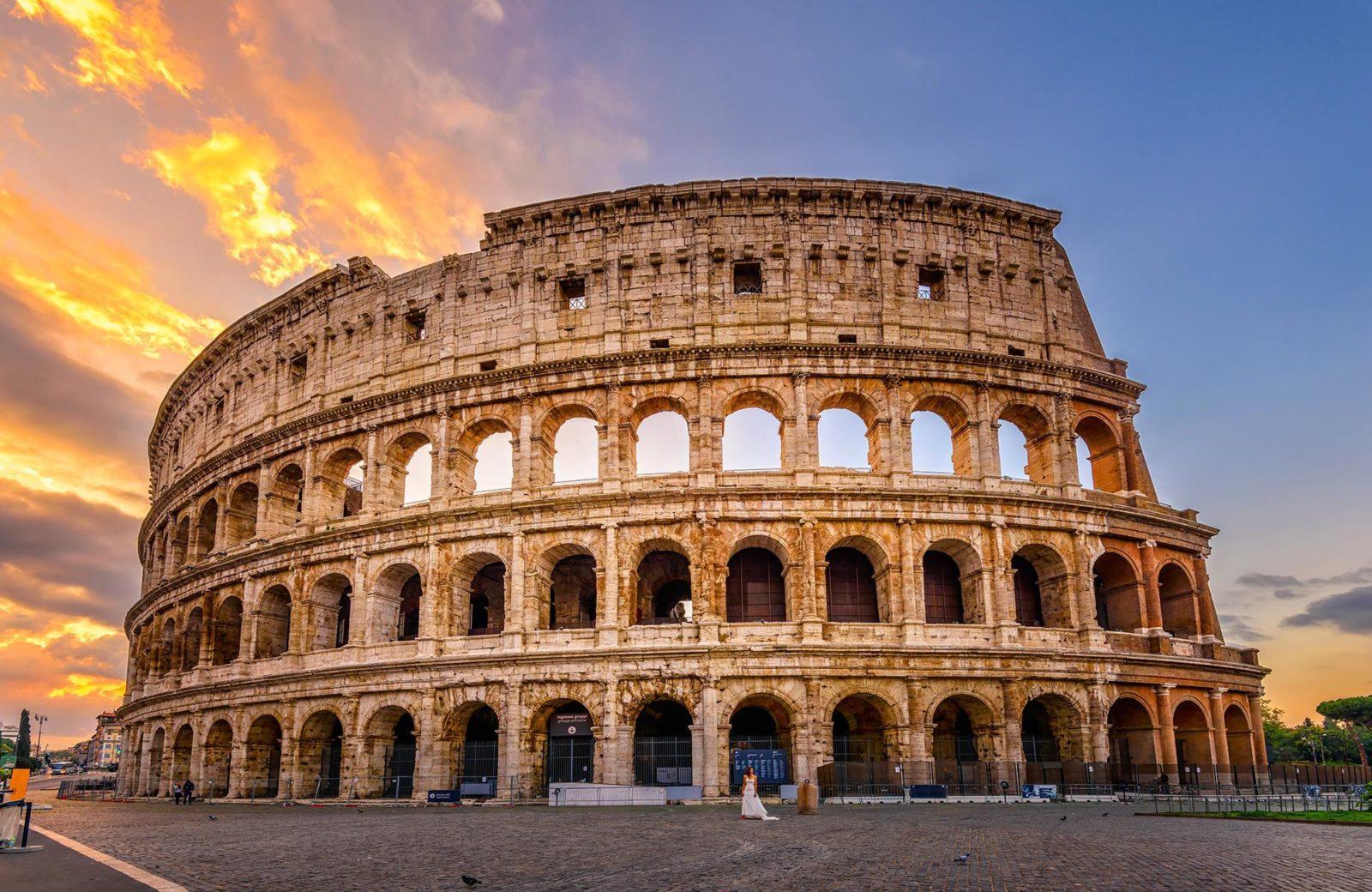rome - იაფი ავიაბილეთები რომის მიმართულებით