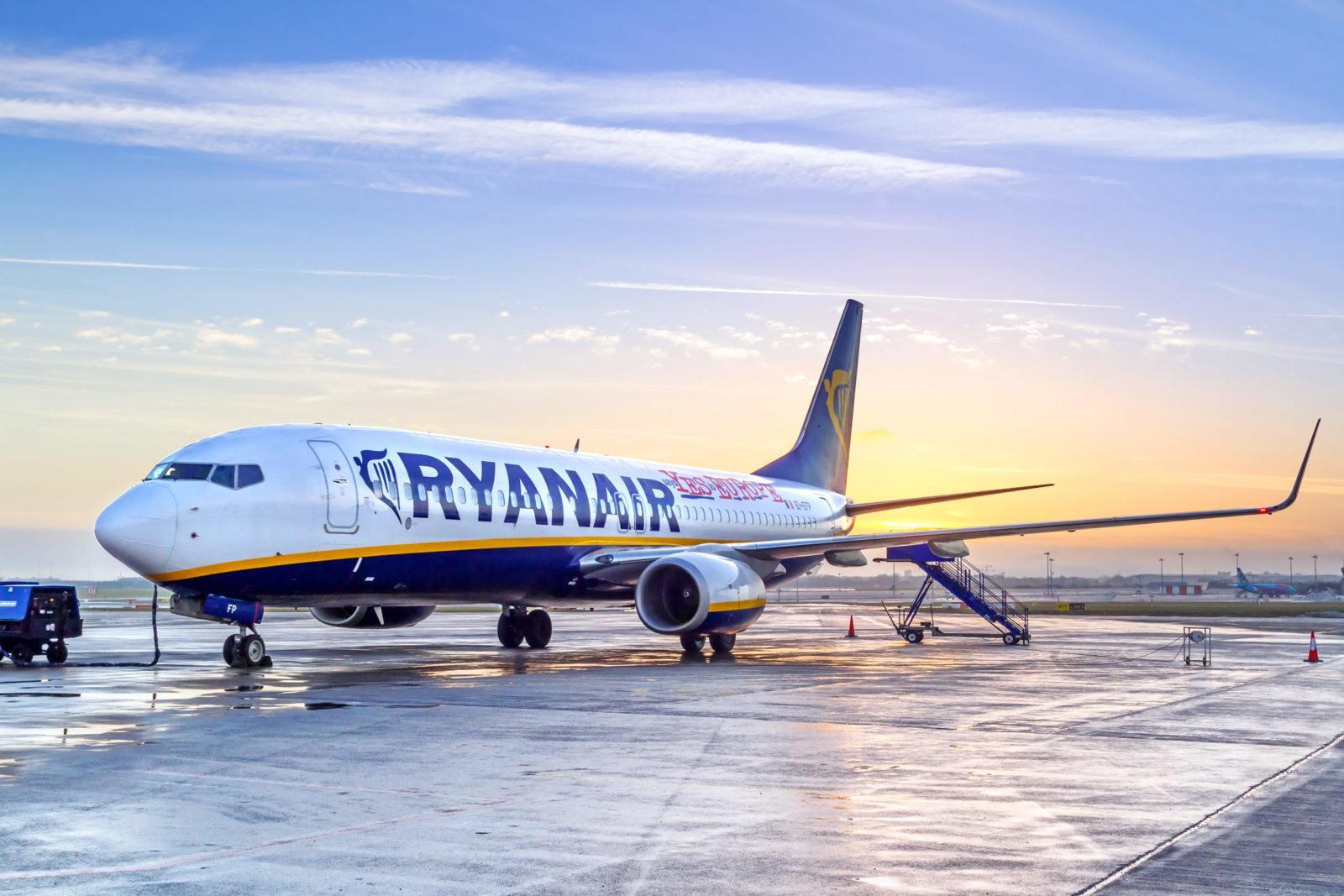 ryanair scaled - ავიაკომპანია რაინეარი – Ryanair