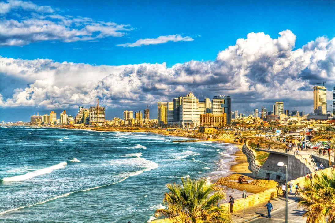 tel aviv shore - ავიაბილეთები თელავივი